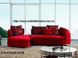 Sofa đẹp, Sofa giá rẻ, Sofa vải bố, phân phối Trên Toàn Quốc
